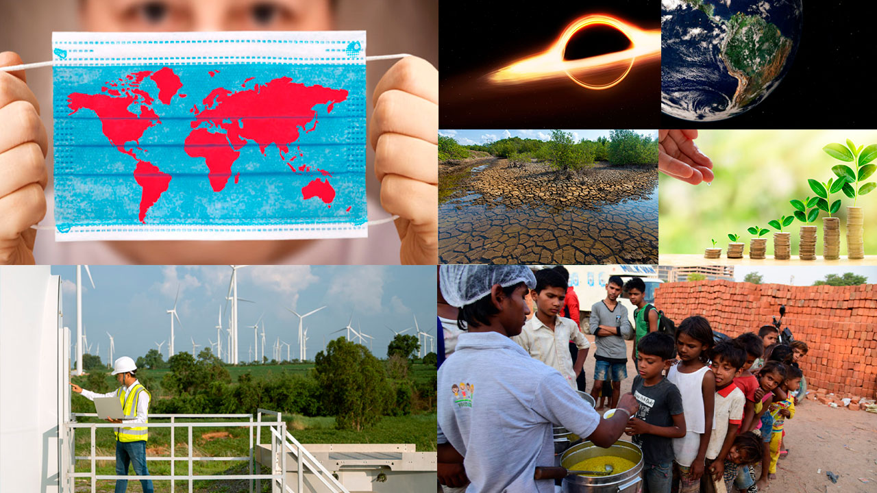 Prevención y gobernanza, las claves frente a los desastres naturales