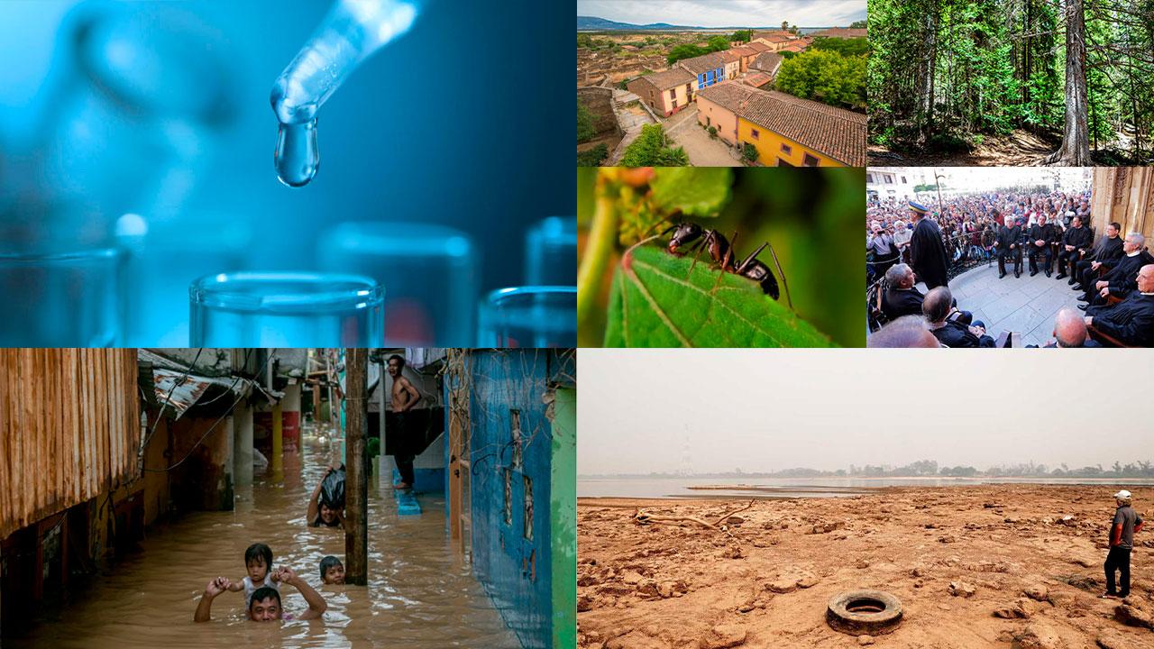 Aguas residuales, la herramienta para anticiparse a la COVID