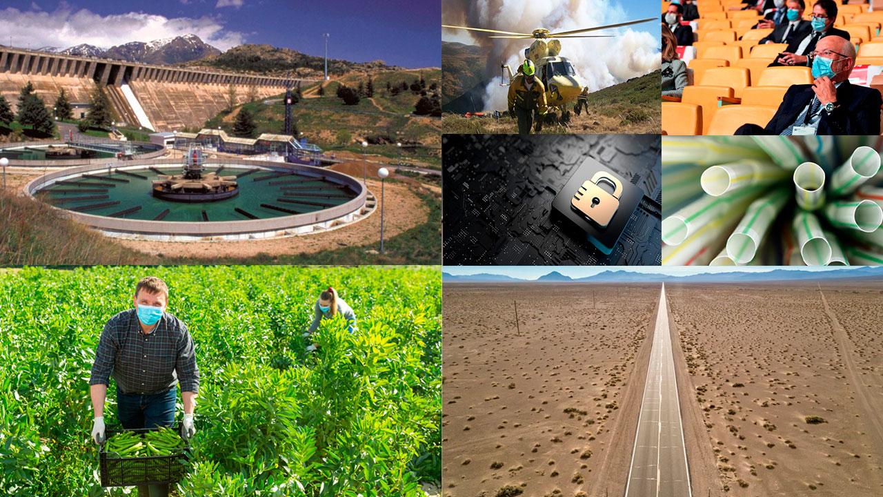 Inversiones contracíclicas para hacer del agua el motor de recuperación