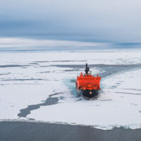 La desaparición del hielo Ártico habilitará un atajo entre Europa y Asia