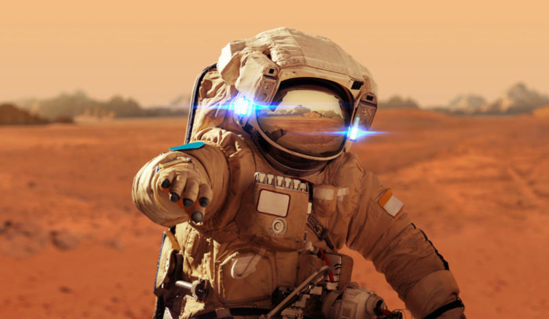 El lejano Marte: los sueños empañados de la NASA