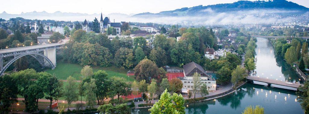 Panorámica de la ciudad suiza de Berna.| Foto: ONU / Rick Bajornas