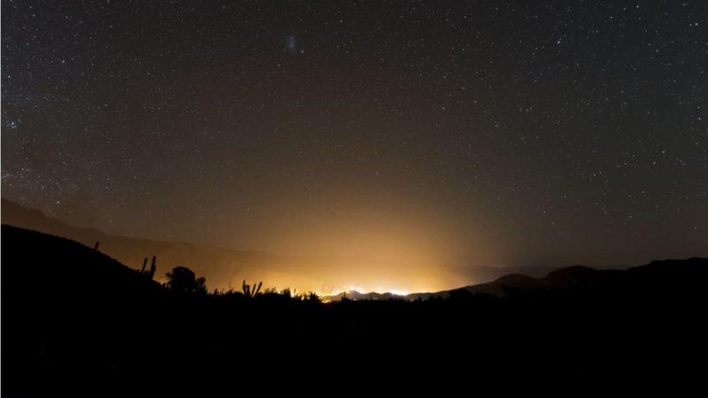 La ciencia debate sobre las consecuencias de la contaminación lumínica
