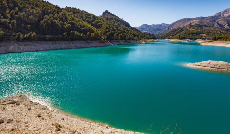 La reserva de agua continúa bajando y se sitúa al 45,9%
