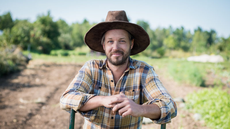 """""""A veces, saber de dónde viene tu comida y conocer a tu agricultor es lo que activa la conciencia"""""""