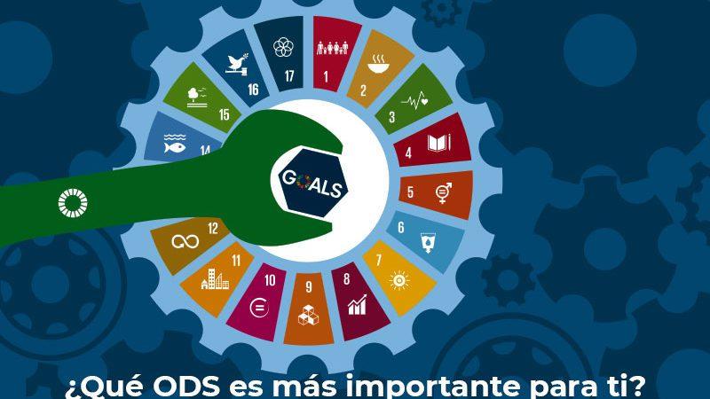 ¿Cuál de los 17 ODS de la ONU consideras más importante?