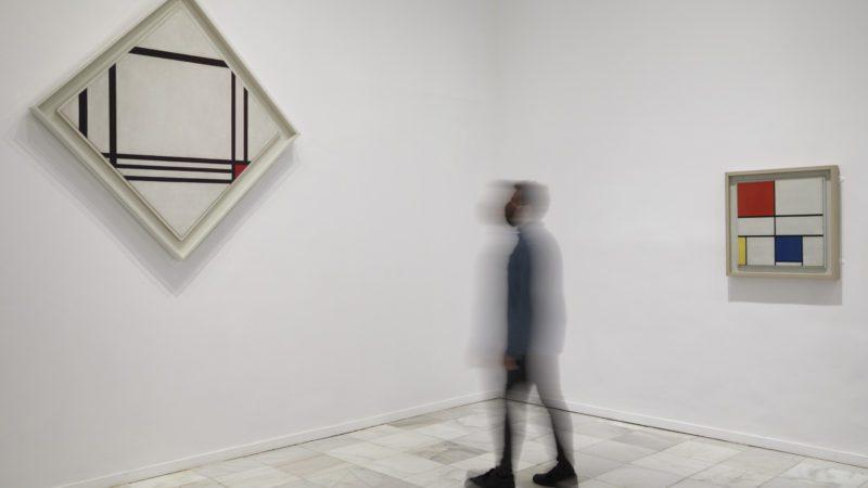 Kandinsky y Mondrian, el camino del paisaje a la abstracción