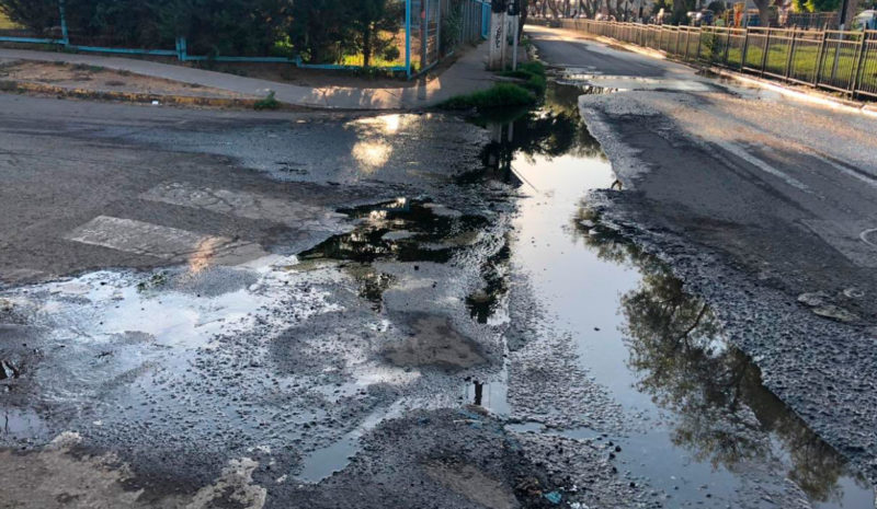 El agua de Maipú se desangra por 31 mil millones de pesos de inversiones no realizadas