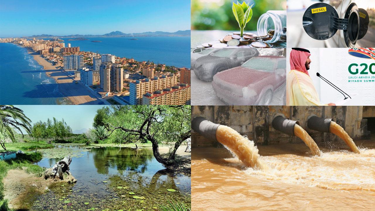 Cartagena: de la indigencia hídrica al milagro del agua