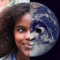 Voces y caras de niños nos piden que salvemos el planeta