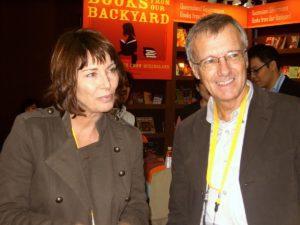 El fundador de las guías Lonely Planet, Tony Wheeler, en una imagen actual