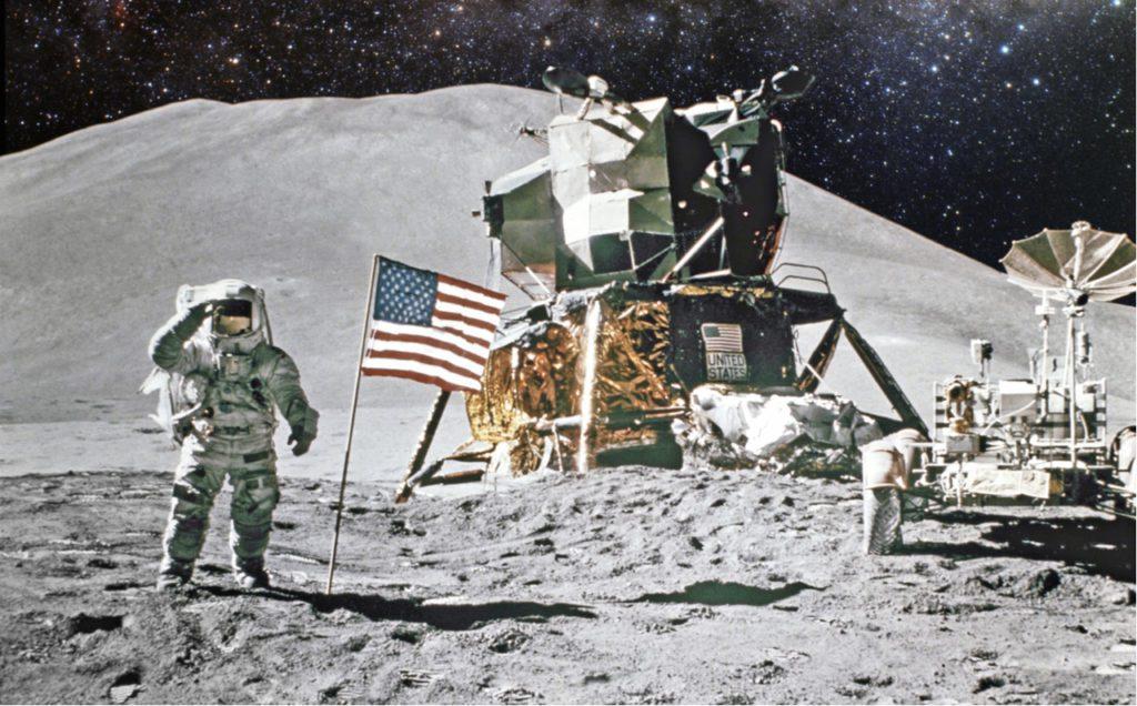 astronauta de la misi%C3%B3n Apollo en la Luna foto NASA 1024x636 - Joe Biden, momento de cumplir promesas