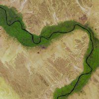 Un atlas online muestra cómo cambia el agua en la Tierra