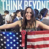 Maitane Alonso, la joven inventora de un ingenio para conservar de forma sostenible los alimentos