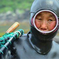 Buceadoras en el Pacífico: las ama y las haenyeo