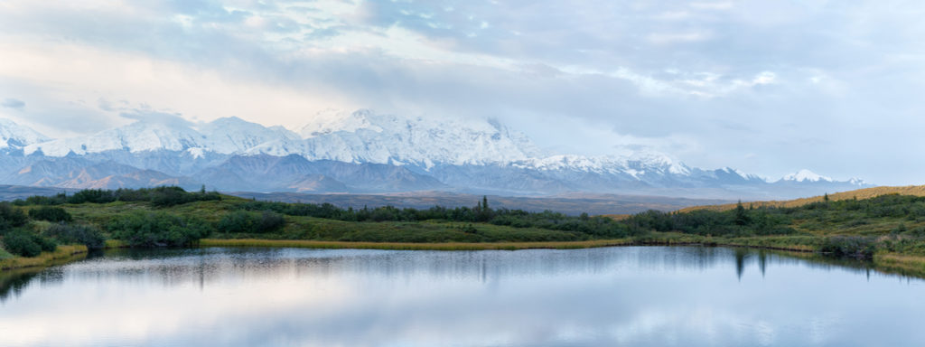 refugio nacional de vida silvestre del artico con el monte McKinley al fondo Menno Schaefer 1024x384 - Joe Biden, momento de cumplir promesas