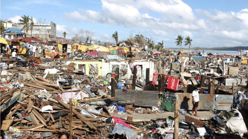 Los desastres climáticos se han multiplicado por cinco en 50 años