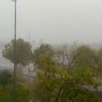 Olivenza (Badajoz) registra el récord de velocidad de viento de España
