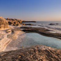 El mar Caspio se seca a ojos vista debido al cambio climático