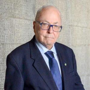 Mario Torelli. / Fundación Internacional Premio Balzan.