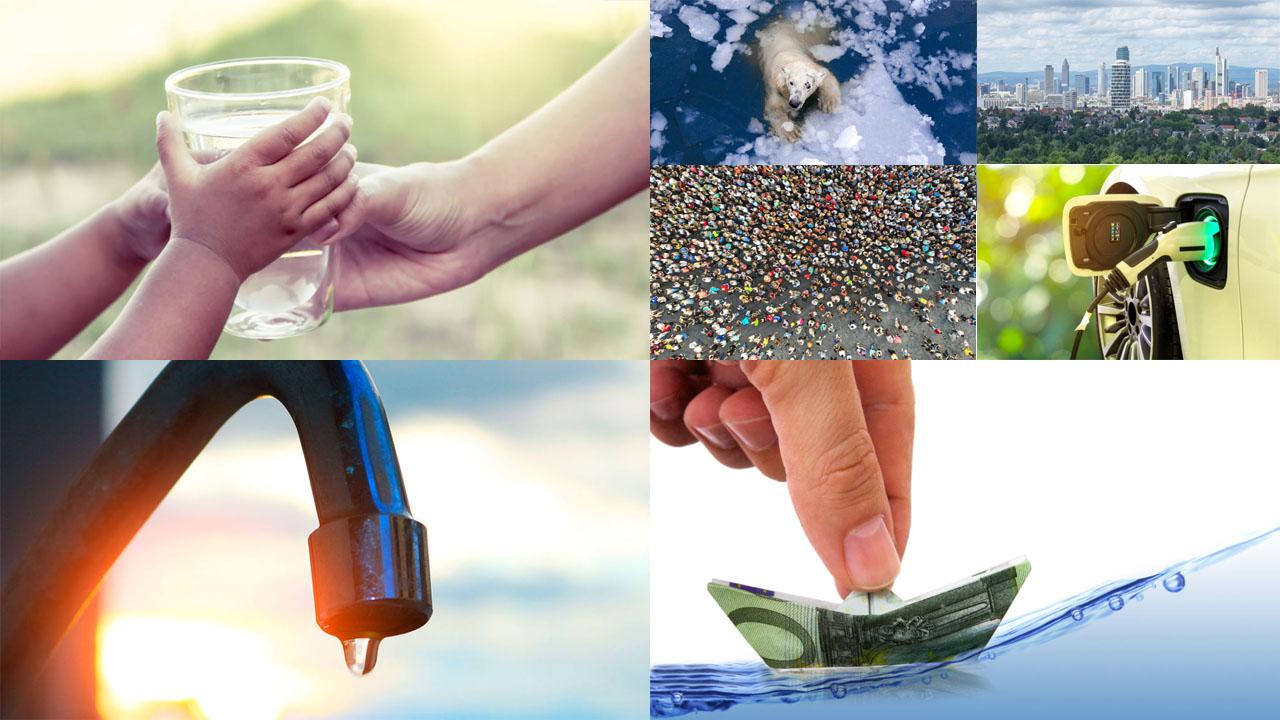 Agua, el derecho de derechos