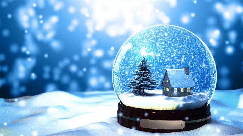 Tradiciones navideñas <br>llenas de agua