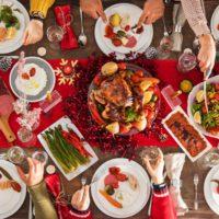 Para una Navidad verde hay que comérselo todo