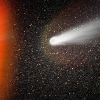 ¿Existió la Estrella de Belén? Quizá pudo ser el cometa Halley