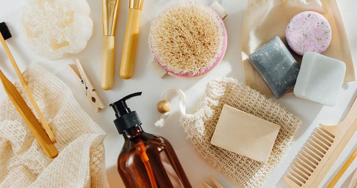 Cosmética sostenible: cuida tu piel, cuida tu planeta