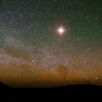 La 'Estrella de Belén' da la bienvenida a un invierno cálido y seco