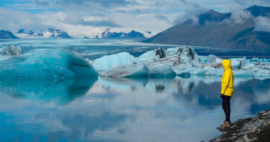 """""""En mi última expedición había gente tomando el sol en chancletas en la Antártida"""""""