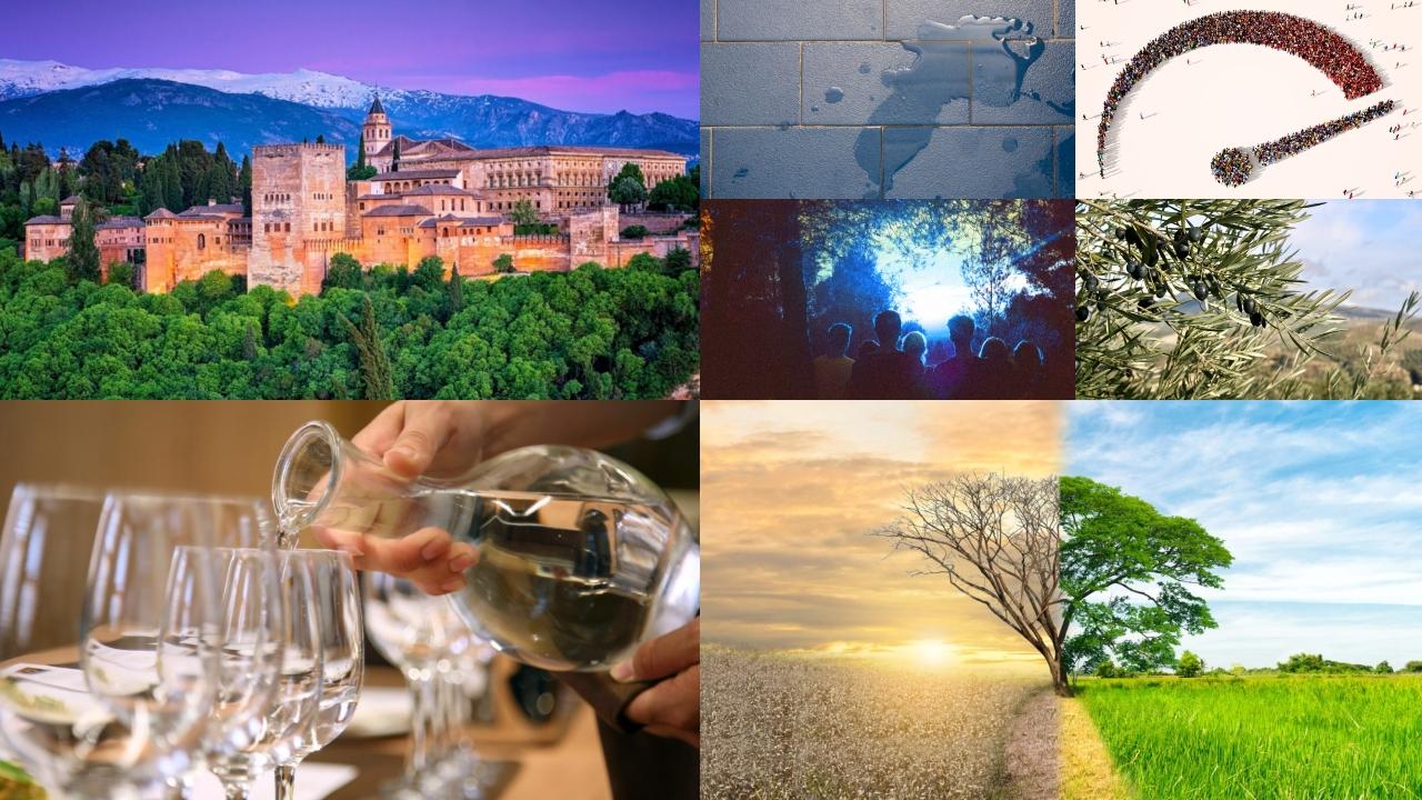 Granada, ciclo integral del agua 100% libre de carbono