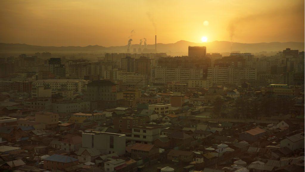 países más contaminados