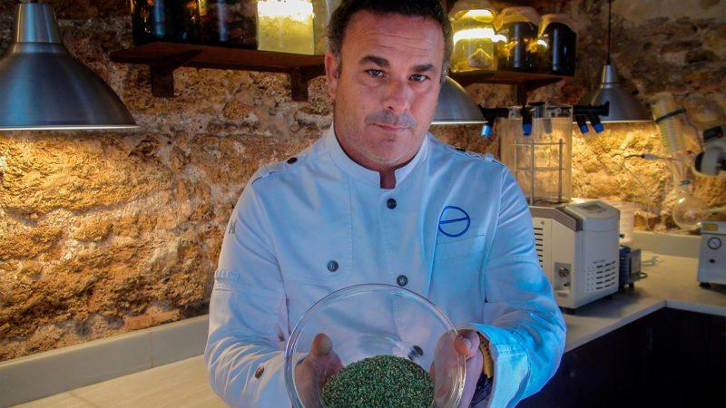 Ángel León descubre un nuevo superalimento: el cereal marino