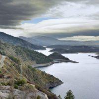 La reserva hídrica desciende a pesar del paso de Filomena