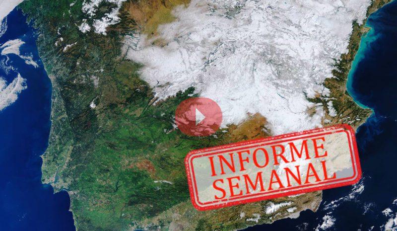 …Y Filomena congeló España