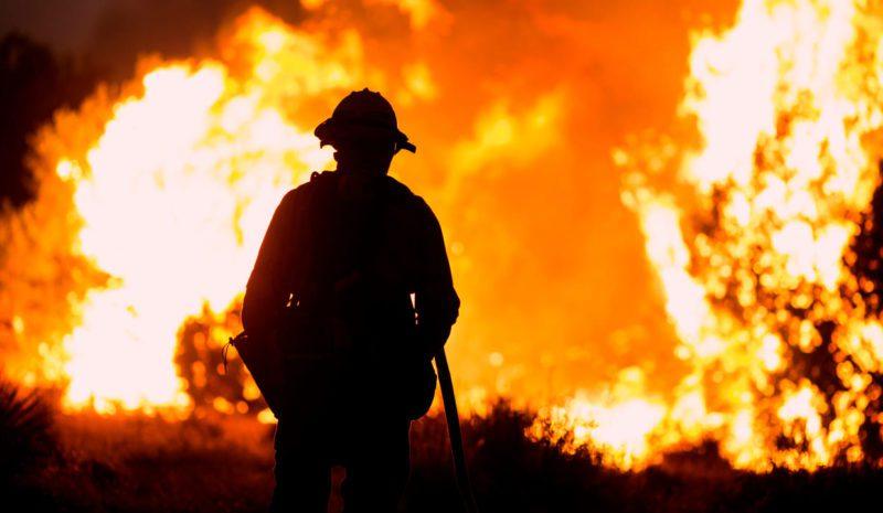 El Oeste de EEUU sufrió en 2020 un récord de incendios … y temen más
