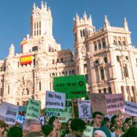 Los jóvenes anuncian su próximo gran 'golpe climático'
