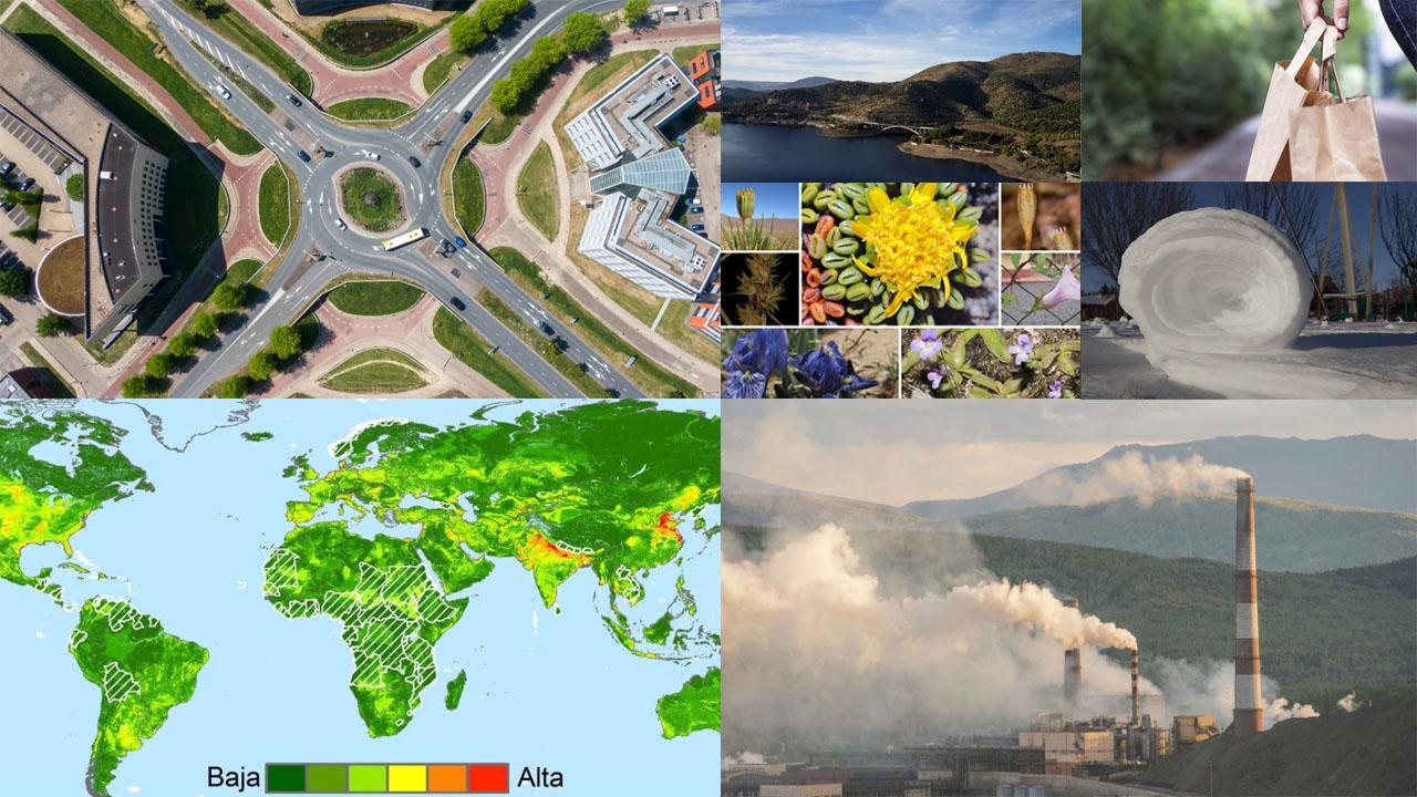 Infraestructuras verdes, las aliadas del agua contra el cambio climático