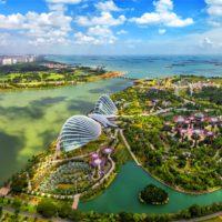 Singapur, una ciudad mimetizada con el verde y la sostenibilidad