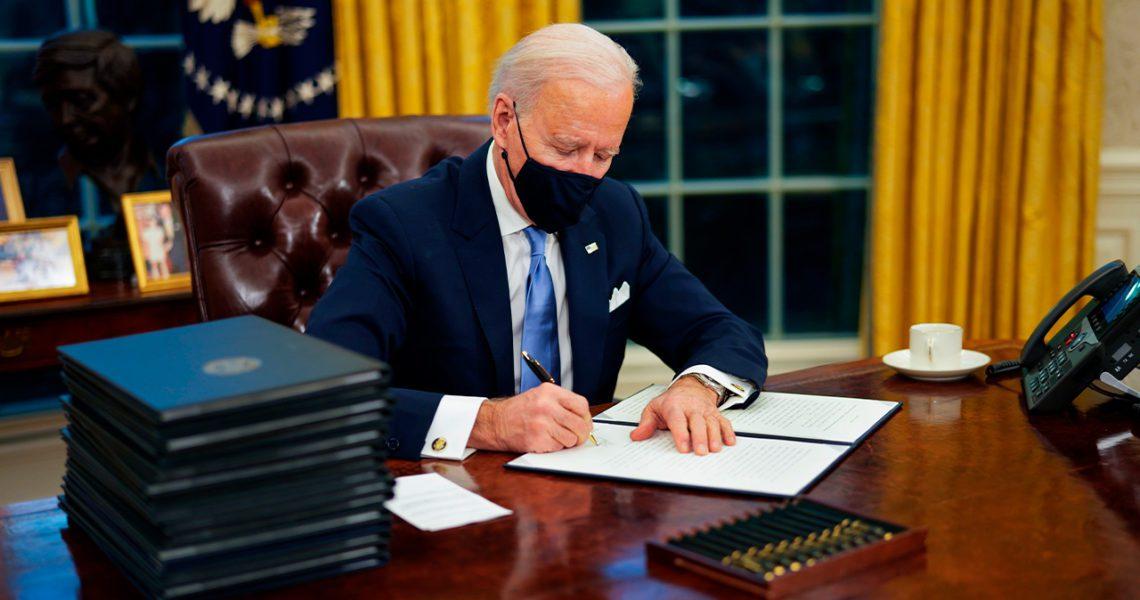 La ONU celebra la vuelta de Estados Unidos al Acuerdo de París