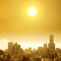 Aunque nieve ahora, las ciudades sufrirán cuatro grados más de calor por el cambio climático