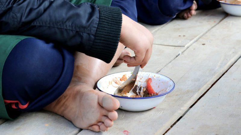 El cambio climático aumenta la desnutrición infantil en el mundo