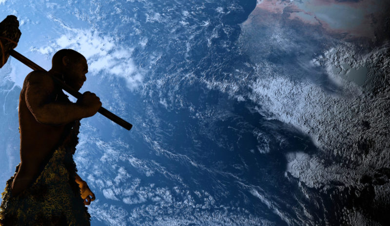 Los primeros humanos supieron adaptarse al cambio climático