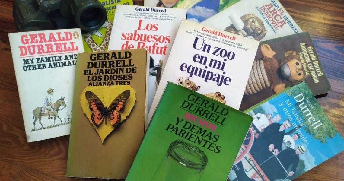 Releer a Gerald Durrell