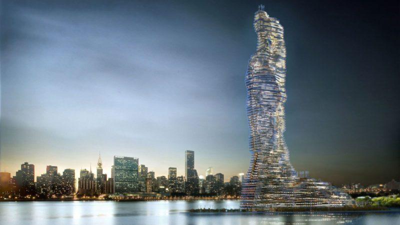 'Mandragore New York', el rascacielos bioclimático más alto del mundo