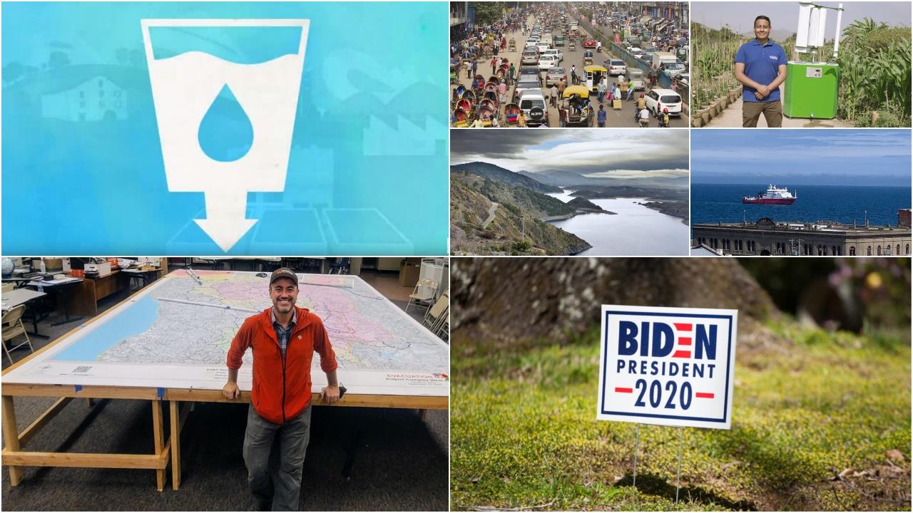 Agua: el gran acelerador en el camino hacia los ODS