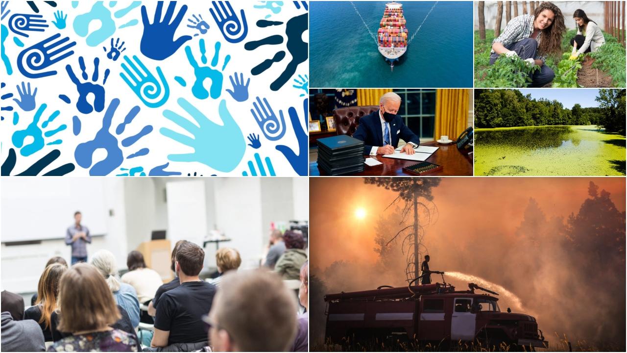 2021, un año decisivo para el clima y las alianzas internacionales