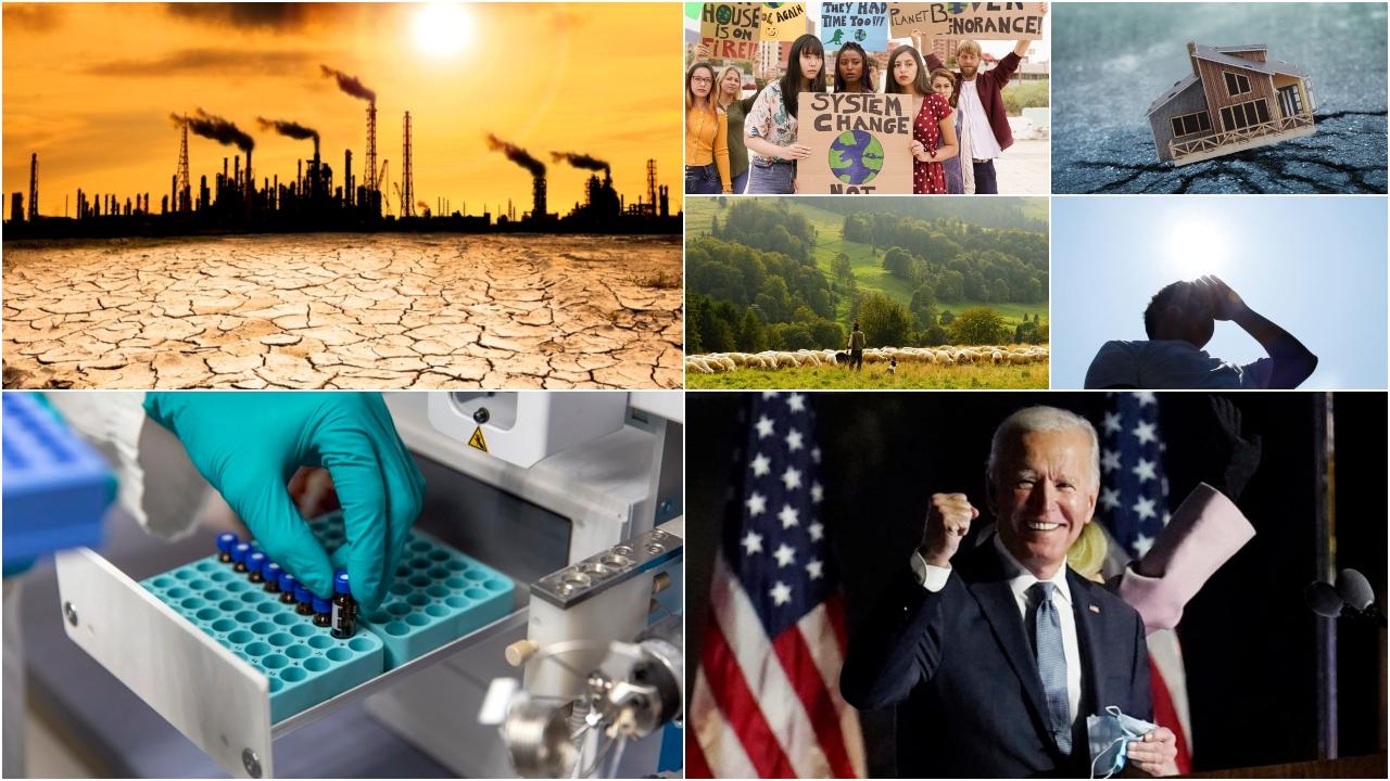 Para frenar el calentamiento global hace falta más ambición