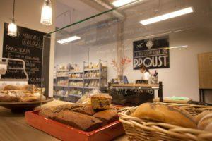 pan, roscón de reyes, ecológico, magdalena de proust